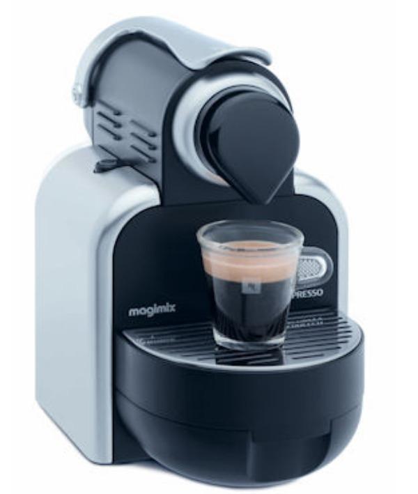 Recyclage, Récupe & Don d'objet : cafetière magimix, nespresso