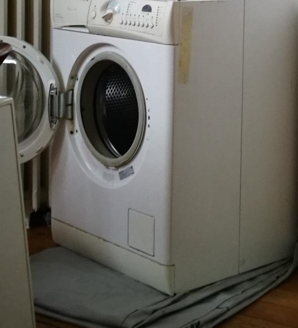 Recyclage, Récupe & Don d'objet : lave-linge 5 kg