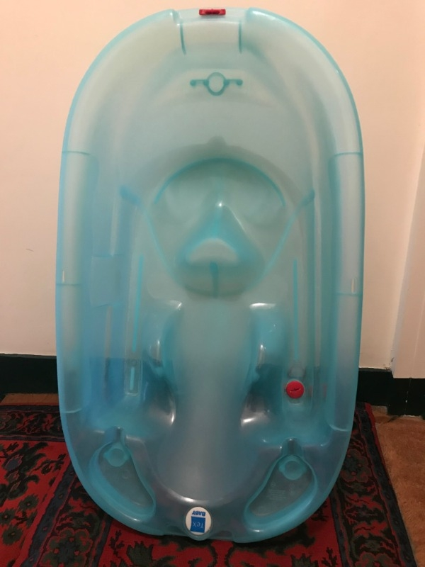 Recyclage, Récupe & Don d'objet : baignoire bébé