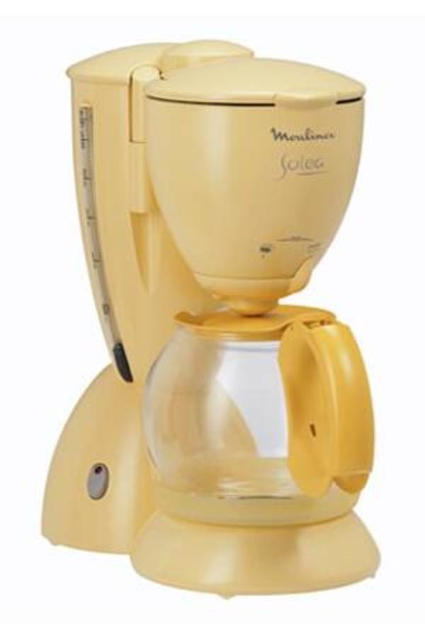 Recyclage, Récupe & Don d'objet : cafetière filtre moulinex solea (à réparer)