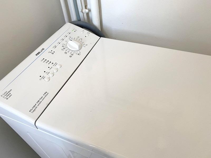 Recyclage, Récupe & Don d'objet : machine à laver proline
