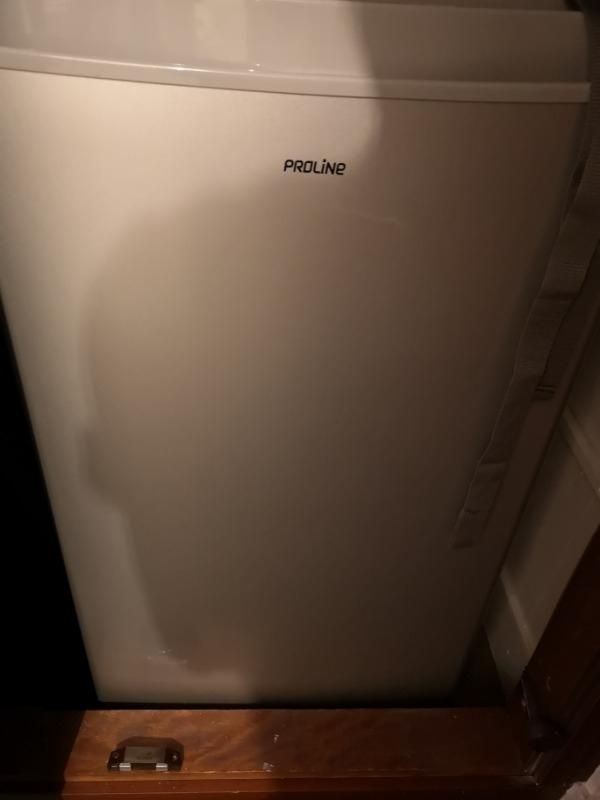 Recyclage, Récupe & Don d'objet : petit réfrigérateur proline