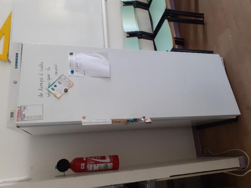 Recyclage, Récupe & Don d'objet : armoire frigorifique