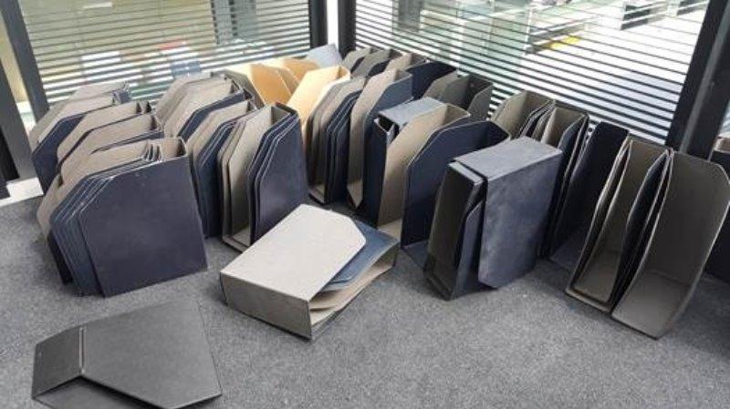 Recyclage, Récupe & Don d'objet : classeurs tout format  à adopter !