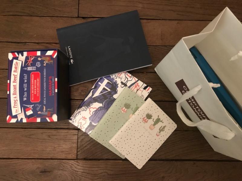 Recyclage, Récupe & Don d'objet : lot de carnet