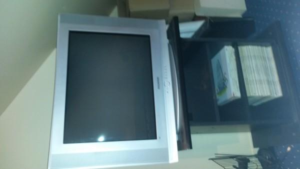 Recyclage, Récupe & Don d'objet : tv écran cathodique