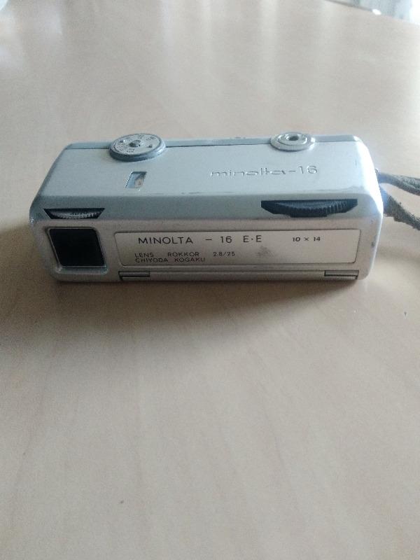 Recyclage, Récupe & Don d'objet : appareil photo