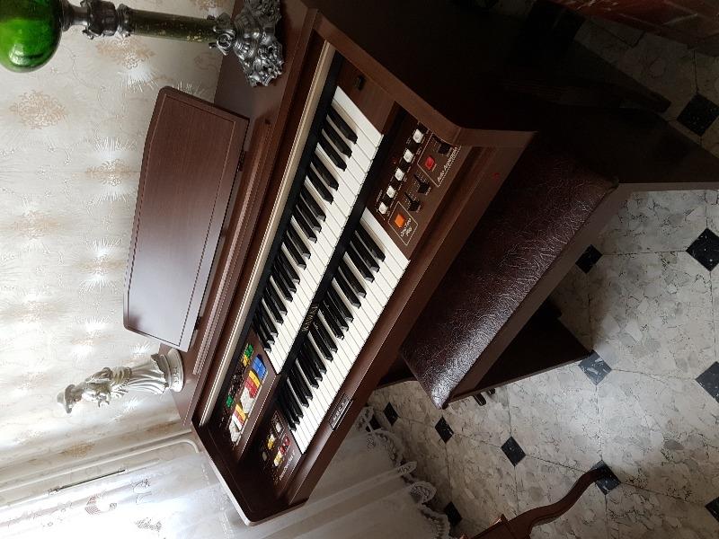 Recyclage, Récupe & Don d'objet : orgue electronique