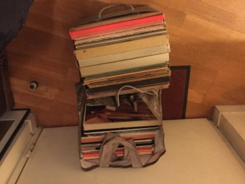 Recyclage, Récupe & Don d'objet : vinyles musique classique