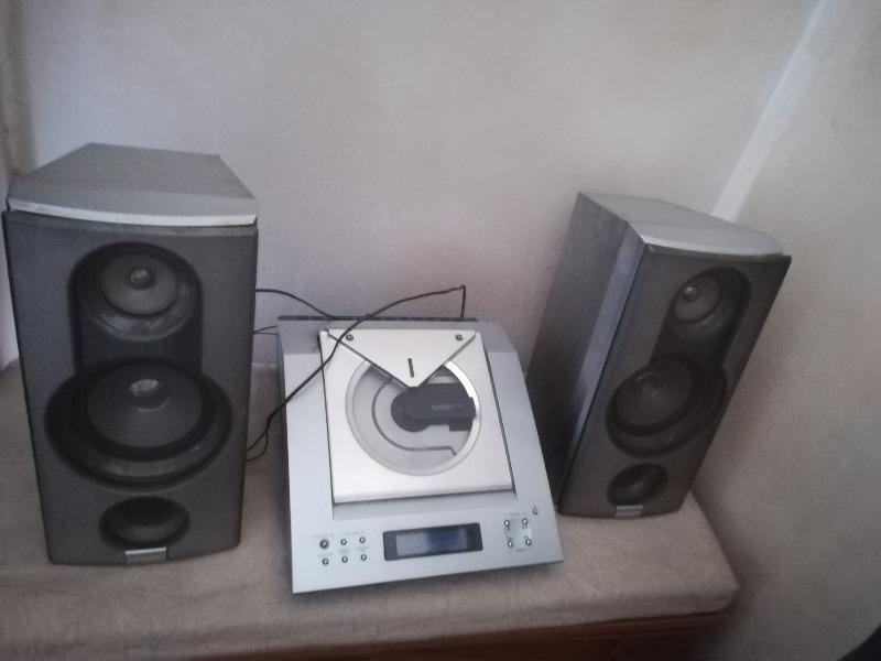 Recyclage, Récupe & Don d'objet : mini _ chaine hifi cd