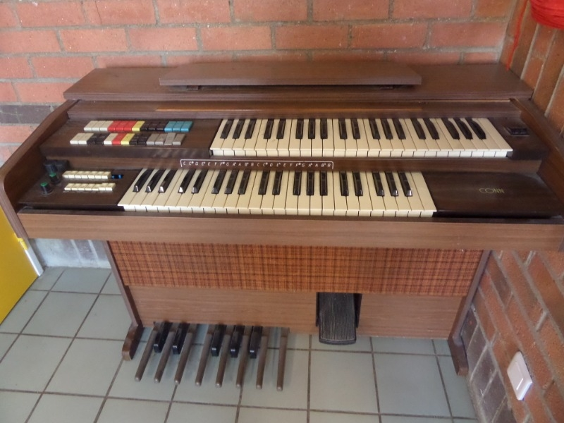 Recyclage, Récupe & Don d'objet : orgue électrique
