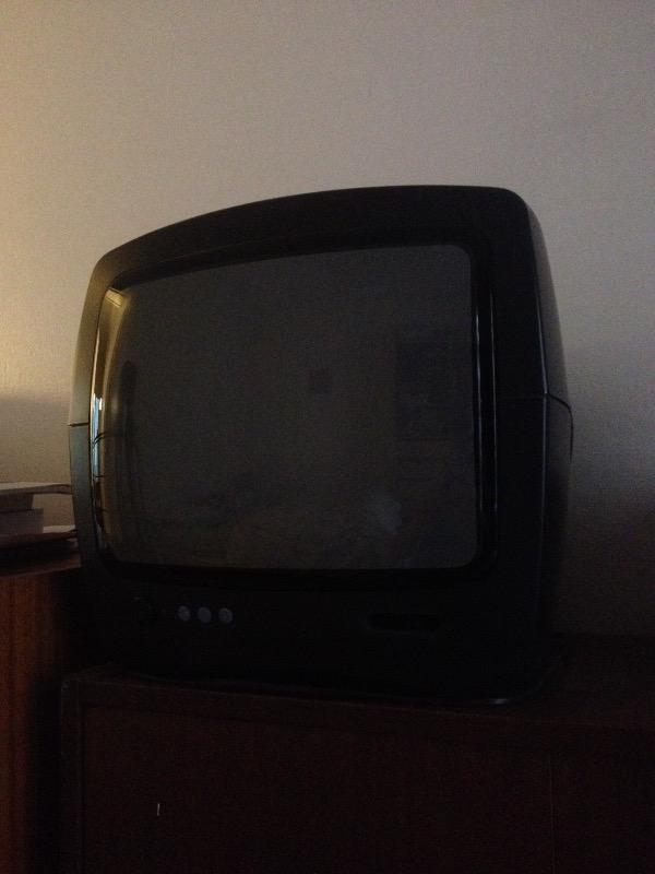Recyclage, Récupe & Don d'objet : vieille tv television cathodique