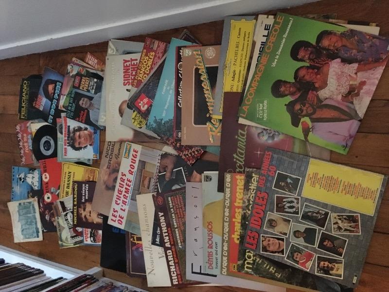 Vinyls Variété Internationale - Image - Son