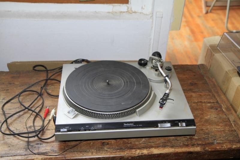 Recyclage, Récupe & Don d'objet : platines hi-fi technics sl 3200