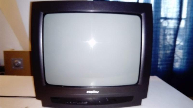Recyclage, Récupe & Don d'objet : petite télé cathodique