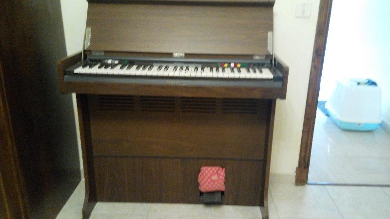 Recyclage, Récupe & Don d'objet : piano orgue