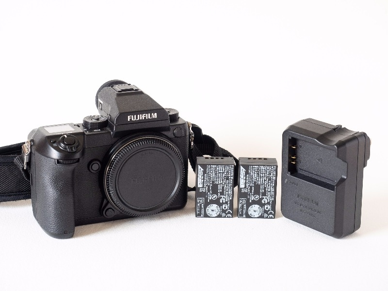 Boîtier Fujifilm - Image - Son