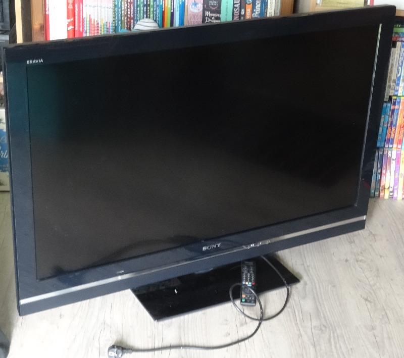 Recyclage, Récupe & Don d'objet : tv sony bravia kdl-46v5500 (117 cm)