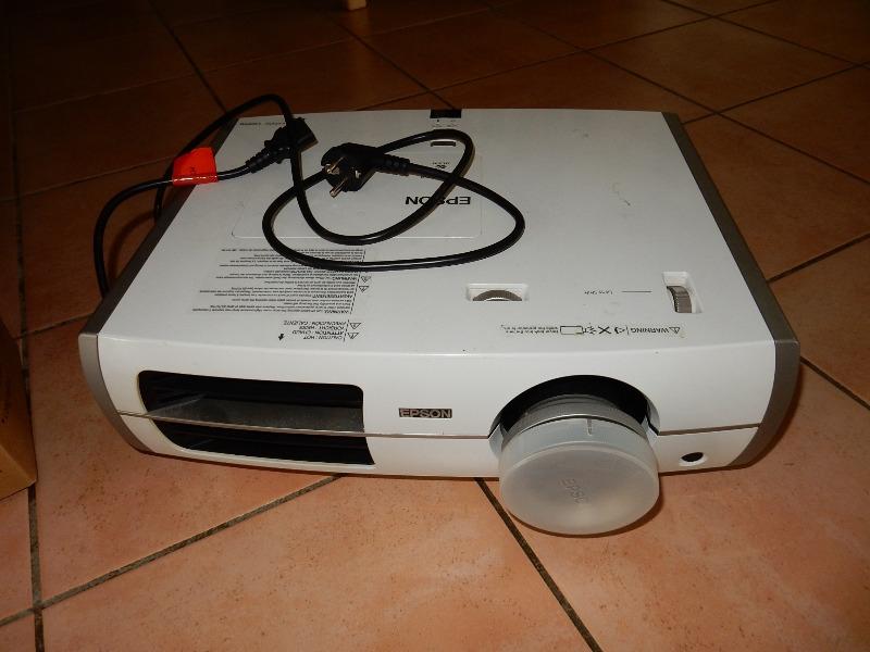 Recyclage, Récupe & Don d'objet : video projecteur epson eh-tw 3500