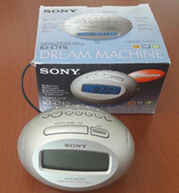 Recyclage, Récupe & Don d'objet : radio réveil sony