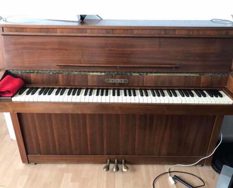 Recyclage, Récupe & Don d'objet : a donner piano droit scherer