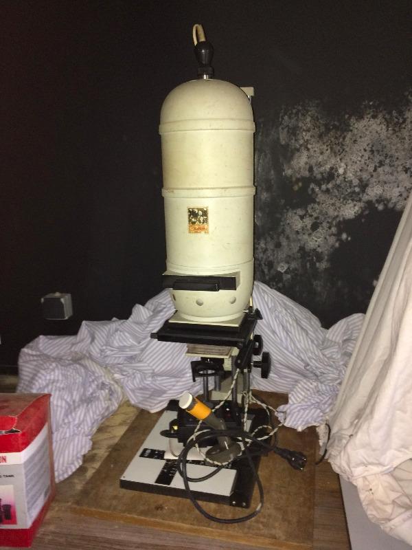 Recyclage, Récupe & Don d'objet : laboratoire photo