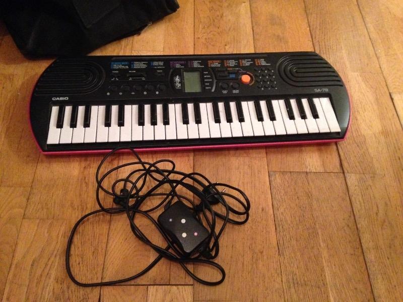 Instruments de musique - Image - Son