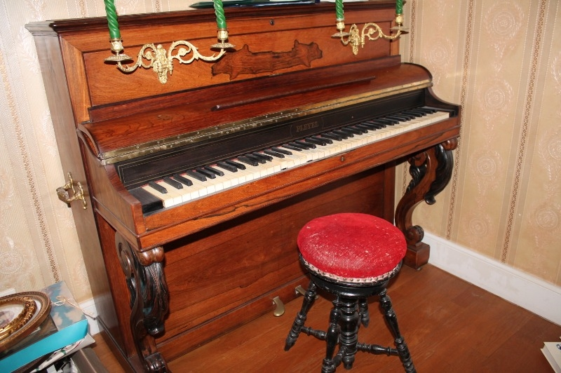 Recyclage, Récupe & Don d'objet : piano pleyel