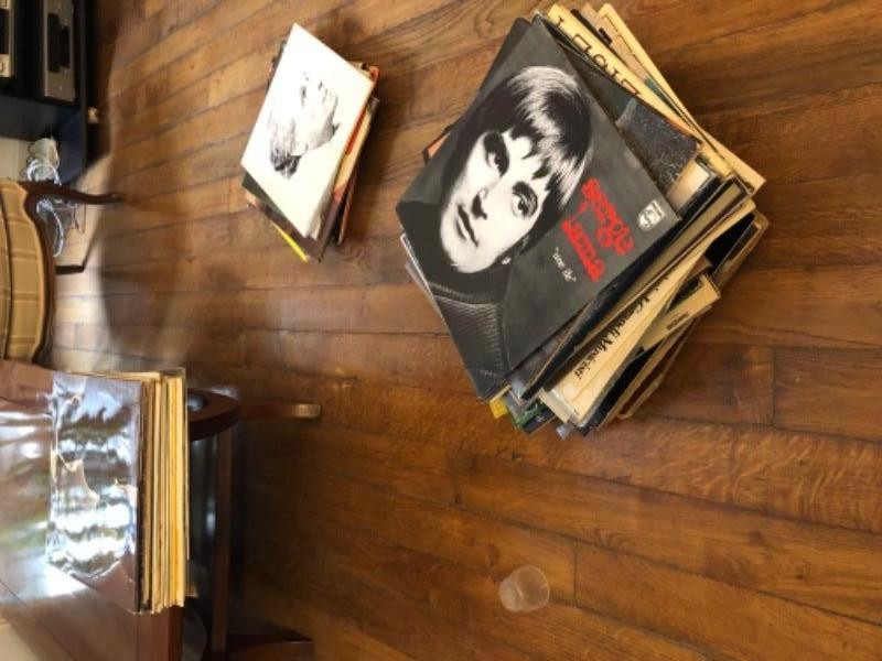 Recyclage, Récupe & Don d'objet : vinyles