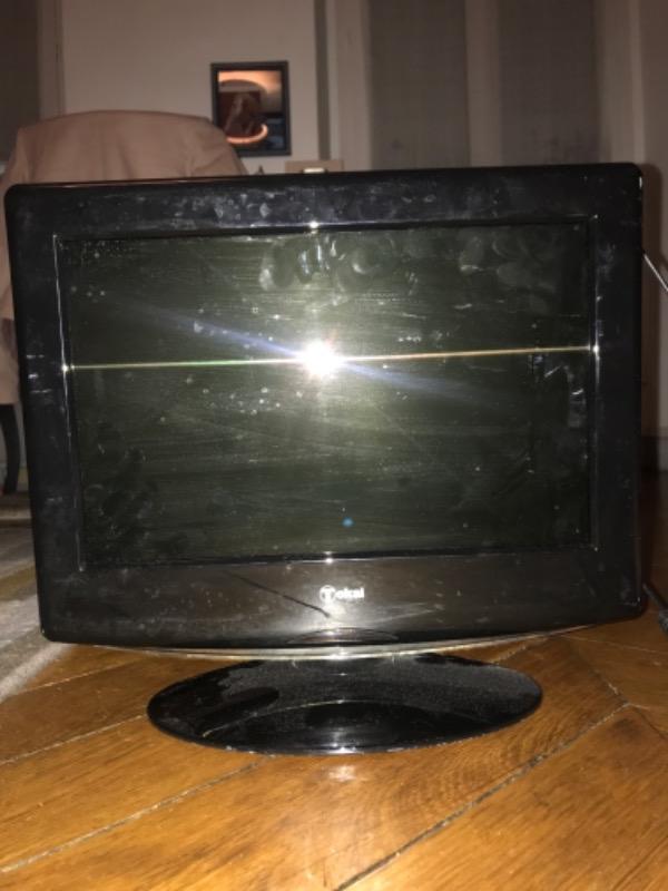 Recyclage, Récupe & Don d'objet : petit ecran télé