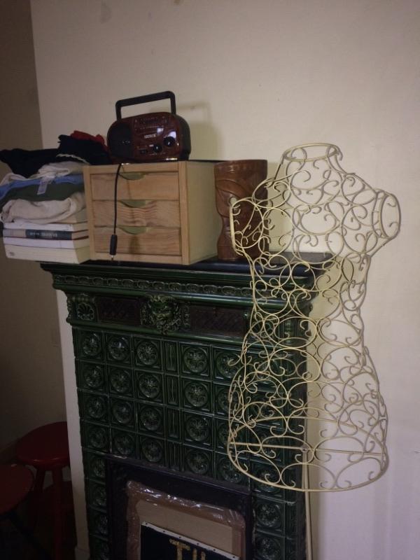 Recyclage, Récupe & Don d'objet : radio rétro