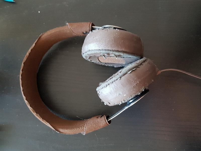 Recyclage, Récupe & Don d'objet : casque philips fonctionne toujours