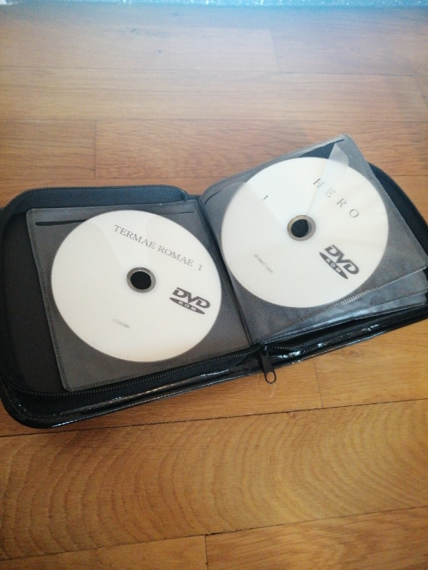 Recyclage, Récupe & Don d'objet : dvd drama japonais ドラマ