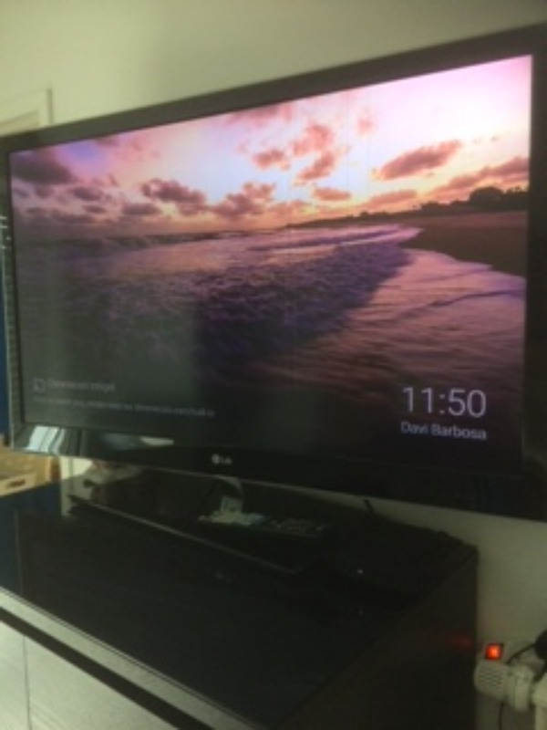 Recyclage, Récupe & Don d'objet : tv lg 42 '' 42lw4500