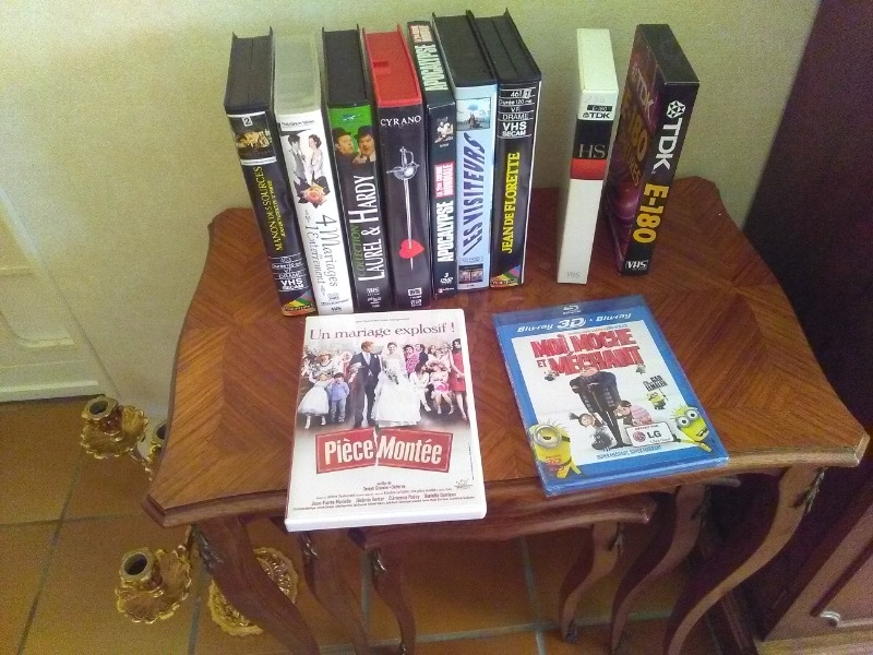 Image - Son DVD - VHS Coffret, Collector - Image - Son