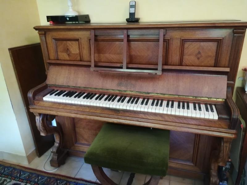 Recyclage, Récupe & Don d'objet : je donne un piano droit erard