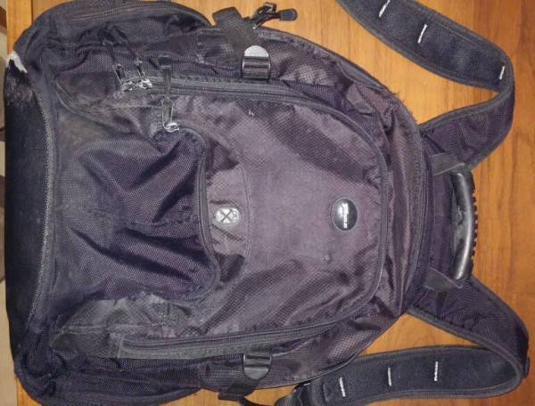 Recyclage, Récupe & Don d'objet : sac à dos targus ordinateur portable