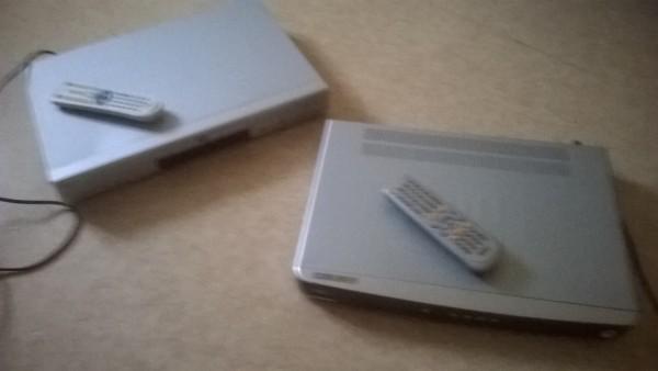 Recyclage, Récupe & Don d'objet :   2 lecteurs enregistreurs