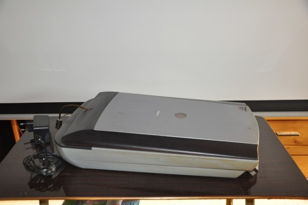 Recyclage, Récupe & Don d'objet : scanner canon 8000f