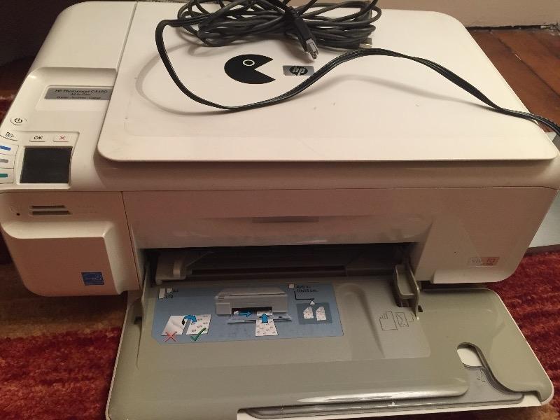 Recyclage, Récupe & Don d'objet : imprimante hp photosmart c4480
