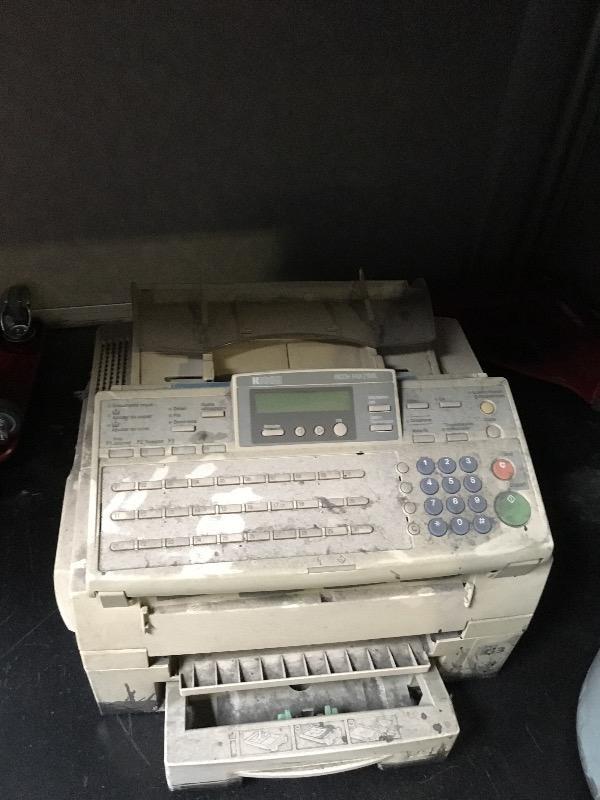 Recyclage, Récupe & Don d'objet : fax ricoh 2100l