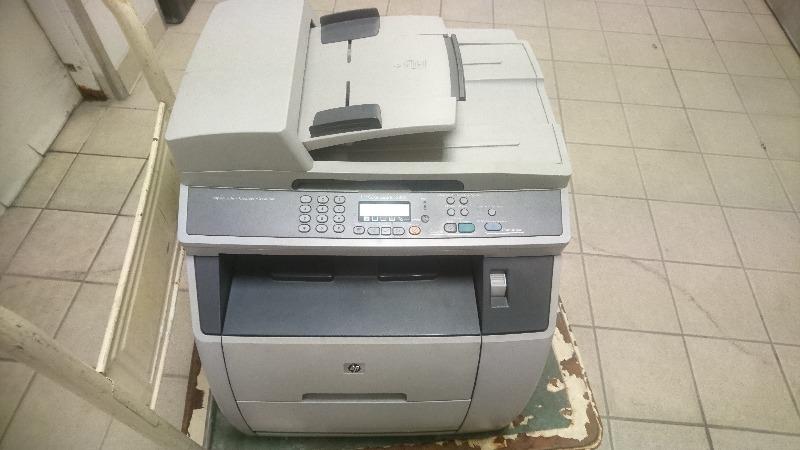 Recyclage, Récupe & Don d'objet : imprimante hp color laserjet 2820