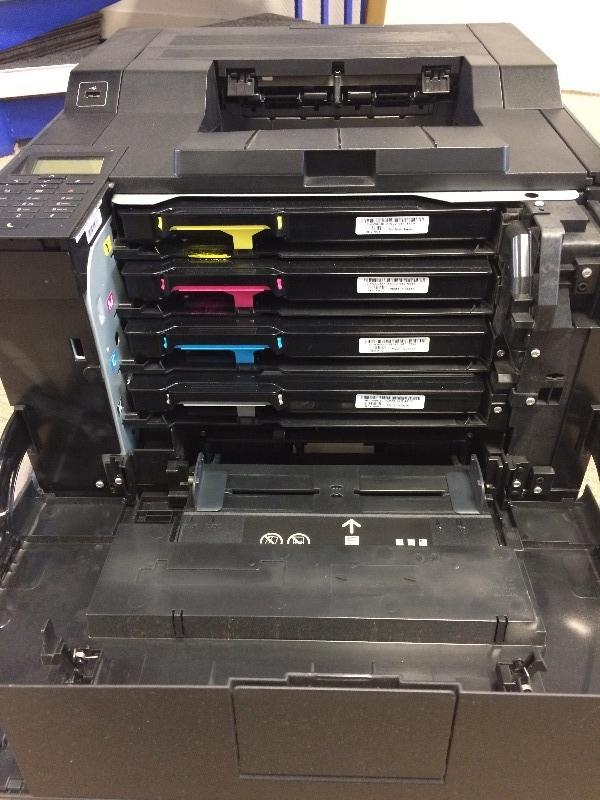 Recyclage, Récupe & Don d'objet : imprimante laser dell c3760dn
