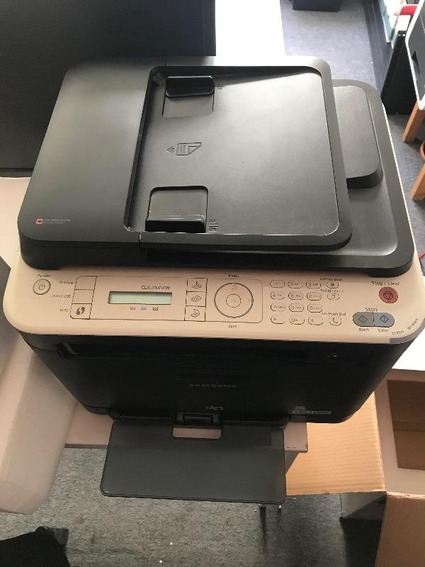 Recyclage, Récupe & Don d'objet : imprimante samsung clx3185fn noir