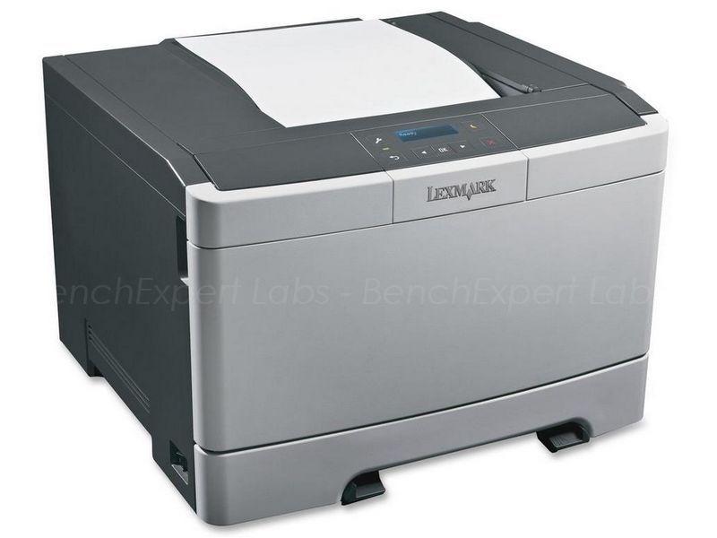 Recyclage, Récupe & Don d'objet : imprimante laser couleur lexmark cs310 s