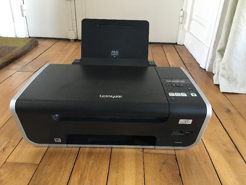 Recyclage, Récupe & Don d'objet : imprimante scanner copie laser lexmark