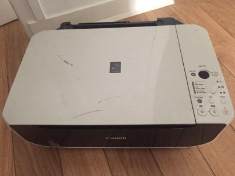 Recyclage, Récupe & Don d'objet : copieur scanner marque canon
