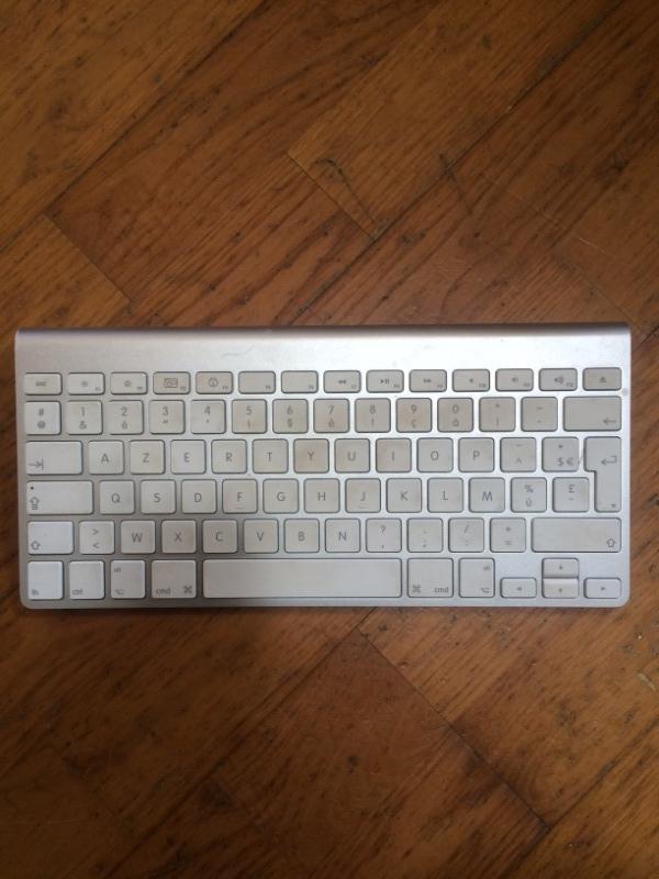 Recyclage, Récupe & Don d'objet : clavier apple