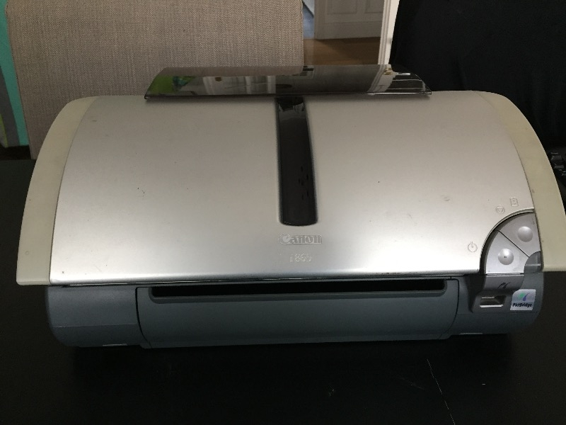 Recyclage, Récupe & Don d'objet : imprimante canon i 865