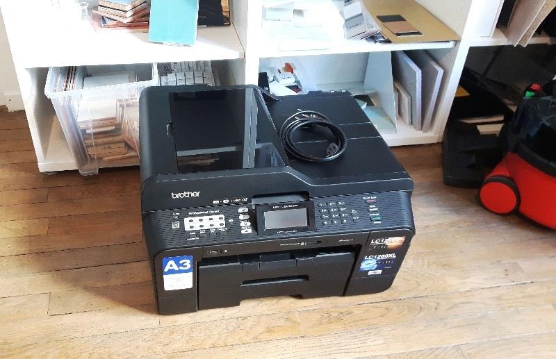 Recyclage, Récupe & Don d'objet : imprimante a3 brother mfc-j8910dw